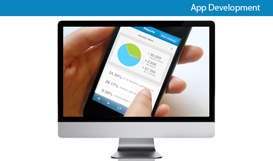 App development services offered by st albans agency verulam web design