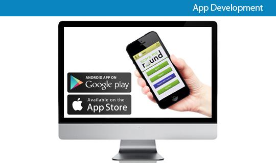 App development services offered by st albans agency verulam web design